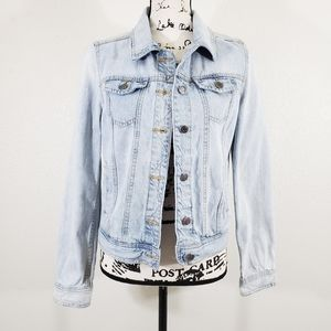 Mossimo Supply Co. Denim Jean Jacket Size M